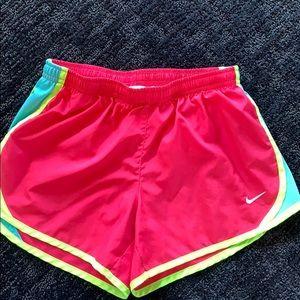 Nike children's athletic shorts.